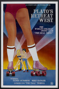 """Movie Posters:Adult, Plato's Retreat West (Cindy Lou Sutters Film, 1983). One Sheet (27"""" X 41"""") Flat-Folded. Adult.. ..."""