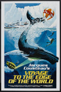 "Movie Posters:Documentary, Voyage to the Edge of the World (R.C. Riddell & Assoc., 1977).One Sheet (27"" X 41"") Flat-Folded. Documentary.. ..."