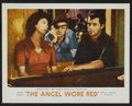 """Movie Posters:War, The Angel Wore Red (MGM, 1960). Title Card (11"""" X 14"""") and LobbyCards (6) (11"""" x 14""""). War.. ... (Total: 7 Items)"""