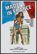 """Movie Posters:Adult, Made in France (Unknown, 1970s). One Sheet (27"""" X 40""""). Adult.. ..."""