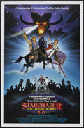 "Movie Posters:Animated, Starchaser: The Legend of Orin (Atlantic Releasing, 1985). One Sheet (27"" X 41""). Animated.. ..."