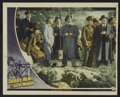 """Movie Posters:Crime, Sherlock Holmes and the Secret Weapon (Universal, 1942). Lobby Card(11"""" X 13.75""""). Crime.. ..."""