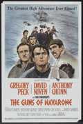 "Movie Posters:Adventure, The Guns of Navarone (Columbia, 1961). One Sheet (27"" X 41"").Adventure.. ..."