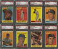 Baseball Cards:Sets, 1958 Topps Baseball Complete Set (494)....