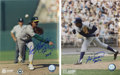 Autographs:Photos, Hall of Fame Pitchers Signed Photographs Lot of 10....