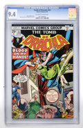 Bronze Age (1970-1979):Horror, Tomb of Dracula #33 (Marvel, 1975) CGC NM 9.4 Off-white to whitepages....