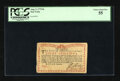 Colonial Notes:New York, New York August 2, 1775 (Water Works) 8s PCGS Choice About New55....