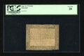Colonial Notes:Maryland, Maryland August 14, 1776 $2/3 PCGS Very Fine 20....