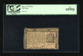 Colonial Notes:New York, New York March 5, 1776 $1/3 PCGS New 62PPQ....