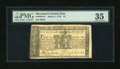 Colonial Notes:Maryland, Maryland March 1, 1770 $1 PMG Choice Very Fine 35....