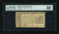 Colonial Notes:Maryland, Maryland April 10, 1774 $2/3 PMG Very Fine 30....
