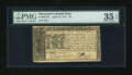 Colonial Notes:Maryland, Maryland April 10, 1774 $6 PMG Choice Very Fine 35 EPQ....