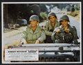 "Movie Posters:War, Anzio (Columbia, 1968). Lobby Card Set of 8 (11"" X 14""). War.. ...(Total: 8 Items)"