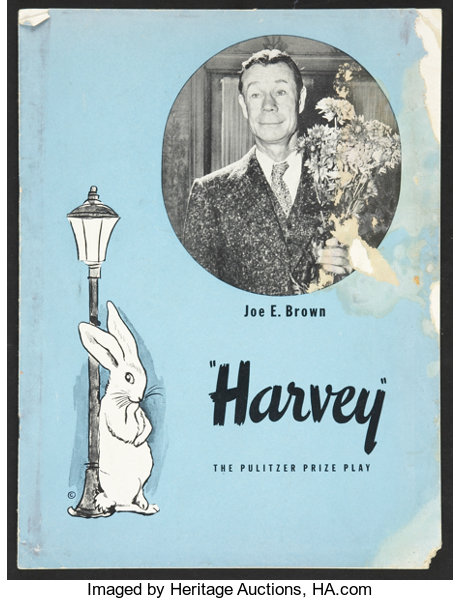Harvey Play Poster