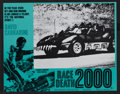 """Movie Posters:Cult Classic, Death Race 2000 (Roadshow, 1975). Australian Lobby Card Set of 8(11"""" X 14""""). Cult Classic.. ... (Total: 8 Items)"""