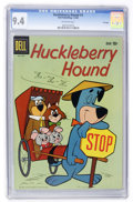 Silver Age (1956-1969):Cartoon Character, Huckleberry Hound #3 File Copy (Dell, 1960) CGC NM 9.4 Off-whitepages....