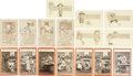 Political:Small Paper (1896-present), Woman's Suffrage: A Grouping of Sixteen Suffrage Postcards.... (Total: 16 Items)