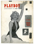 Magazines:Miscellaneous, Playboy #1 (HMH Publishing, 1953) Condition: VG....