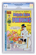 Modern Age (1980-Present):Humor, Richie Rich Fortunes #51 File Copy (Harvey, 1980) CGC NM/MT 9.8White pages....
