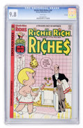 Bronze Age (1970-1979):Humor, Richie Rich Riches #36 File Copy (Harvey, 1978) CGC NM/MT 9.8 Whitepages....
