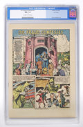 Golden Age (1938-1955):Miscellaneous, Dr. Fraud Confesses #nn Lost Valley pedigree (American Cancer Society, c. 1949-50) CGC NM+ 9.6 Off-white to white pages....