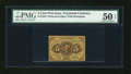 Fractional Currency:First Issue, Fr. 1228 5c First Issue PMG About Uncirculated 50 EPQ....