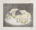 animation art:Production Drawing, Fantasia Animation Storyboard Drawing Original Art (Disney, 1940)....