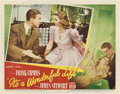 "Movie Posters:Drama, It's a Wonderful Life (RKO, 1946). Lobby Card (11"" X 14"").. ..."