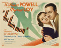 "Movie Posters:Mystery, The Thin Man (MGM, 1934). Title Lobby Card (11"" X 14"").. ..."