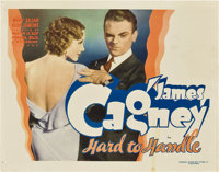 """Hard to Handle (Warner Brothers, 1933). Title Lobby Card (11"""" X 14"""")"""