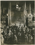 "Movie Posters:Horror, King Kong Still by Ernest A. Bachrach (RKO, 1933). Still (10.75"" X13.5"").. ..."