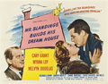 """Movie Posters:Comedy, Mr. Blandings Builds His Dream House (RKO, 1948). Half Sheet (22"""" X28"""") Style A.. ..."""