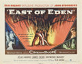 "Movie Posters:Drama, East of Eden (Warner Brothers, 1955). Half Sheet (22"" X 28"").. ..."