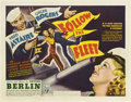 "Movie Posters:Musical, Follow the Fleet (RKO, 1936). Half Sheet (22"" X 28"").. ..."