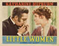 "Movie Posters:Drama, Little Women (RKO, 1933). Lobby Card (11"" X 14"").. ..."