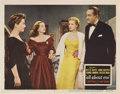 """Movie Posters:Drama, All About Eve (20th Century Fox, 1950). Lobby Card (11"""" X 14"""")....."""