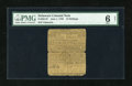 Colonial Notes:Delaware, Delaware June 1, 1759 15s PMG Good 6 Net....