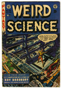 Golden Age (1938-1955):Science Fiction, Weird Science #20 (EC, 1953) Condition: VG+....