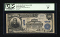 National Bank Notes:Pennsylvania, Reynoldsville, PA - $10 1902 Plain Back Fr. 630 The First NB Ch. #4908. ...