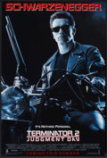 """Movie Posters:Science Fiction, Terminator 2: Judgment Day (Tri-Star, 1991). One Sheet (27"""" X 40"""")Advance DS. Science Fiction.. ..."""
