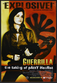"Guerilla: The Taking of Patty Hearst (Magnolia Pictures, 2004). One Sheet (27"" X 41""). Documentary"