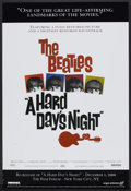 "Movie Posters:Rock and Roll, A Hard Day's Night (Miramax, R-2000). One Sheet (27"" X 40"") SSAdvance. Rock and Roll.. ..."