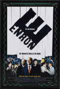 "Movie Posters:Documentary, Enron: The Smartest Guys in the Room (Magnolia Pictures, 2005). One Sheet (27"" X 40"") DS. Documentary.. ..."