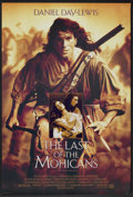 "Movie Posters:Adventure, The Last of the Mohicans (20th Century Fox, 1992). One Sheet (27"" X40"") DS. Adventure.. ..."
