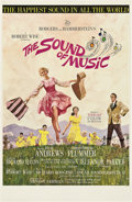 """Movie Posters:Musical, The Sound of Music (20th Century Fox, 1965). One Sheet (27"""" X 41"""") Todd AO Roadshow Style.. ..."""