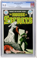 Bronze Age (1970-1979):Horror, House of Secrets #115 (DC, 1974) CGC VF/NM 9.0 White pages....