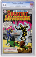 Silver Age (1956-1969):Superhero, My Greatest Adventure #80 (DC, 1963) CGC VF+ 8.5 Off-whitepages....