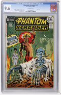 Bronze Age (1970-1979):Horror, The Phantom Stranger #15 (DC, 1971) CGC NM+ 9.6 Off-white pages....