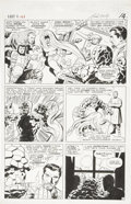 Original Comic Art:Panel Pages, Jack Kirby and Vince Colletta Fantastic Four #41 page 11Original Art (Marvel, 1965)....