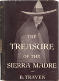 Books:First Editions, B. Traven. The Treasure of the Sierra Madre. Alfred A.Knopf, 1935....